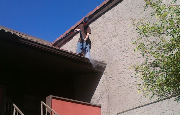 commercial-gutter-cleaning-sedona